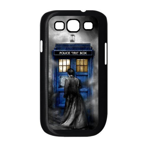 Every New Day Popular Doctor Who Tardis Unique Custom Samsung Galaxy S3 9300 Best Durable PVC Case (Samsung Galaxy S Mp3 Player)