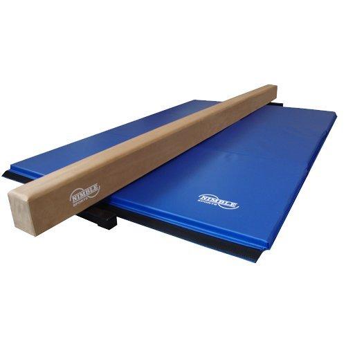 Amazon.com: 8 ft Tan Suede Balance Beam – 6 ft Azul ...