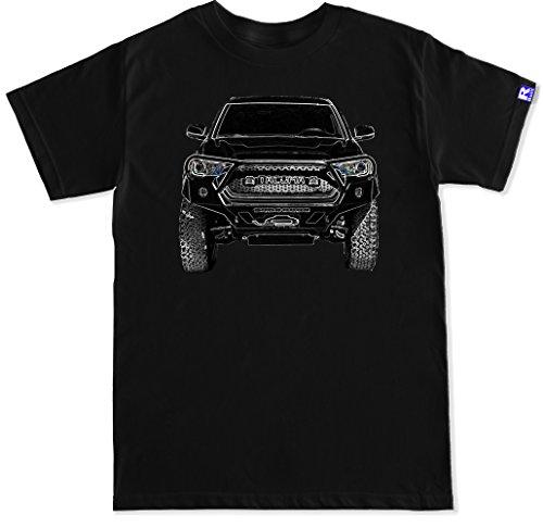 FTD Apparel R Built Men's 3rd Gen Taco Off Road T Shirt - XL Black