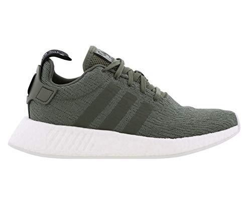 Shoes 750 Running (adidas Originals NMD_R2 Womens Running Trainers Sneakers (UK 7 US 8.5 EU 40 2/3, Green White DA8719))