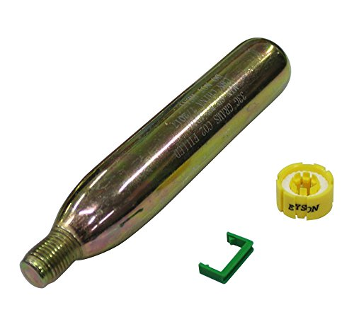 - Eyson C02 Automatic Inflatable PFD-Rearming Kit Cartridge Cylinder (33G/150N/Adult)