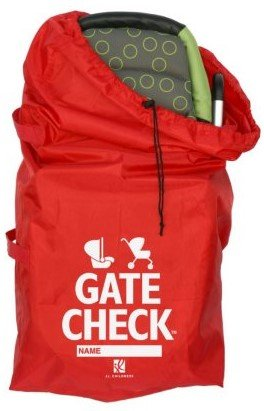 J.L. Childress Gate Check Travel Bag for Universal Car Seats and Strollers by Childress (Image #3)