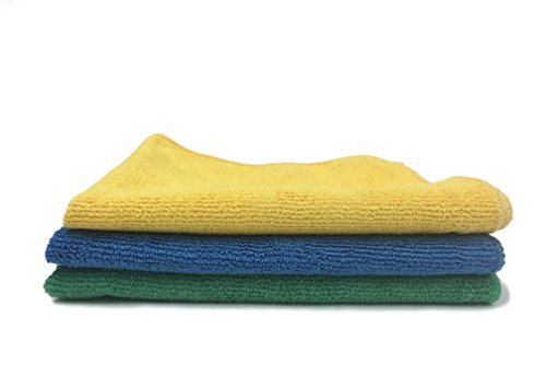 Viking Microfiber Auto Cloth - 3 Pack