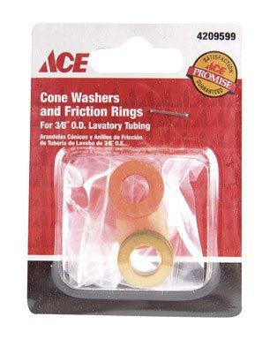 Cd/2: Ace Cone Washer & Ring -