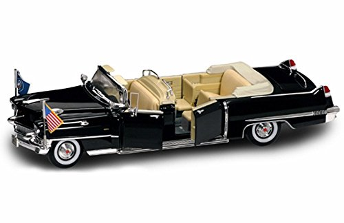 1956 Cadillac Presidential Limousine Convertible - Road Signature 24038 - 1/24 Scale Diecast Model Toy Car ()