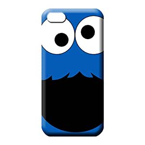 iphone 5c phone carrying covers Protective Highquality New Fashion Cases cookie monster