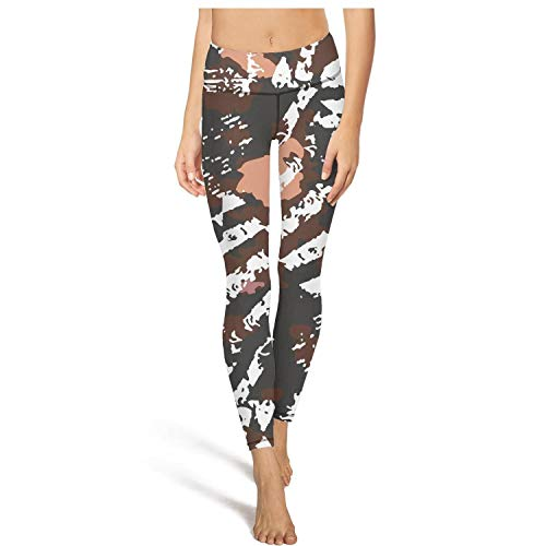 IOY/halol Fashionable Camouflage Pattern Military Leggins Yoga Pants Womens Dance Hipster