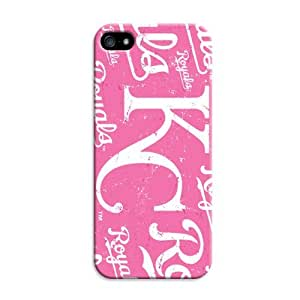 iphone 5c Protective Case,Fashion Popular Kansas City Royals Designed iphone 5c Hard Case/Mlb Hard Case Cover Skin for iphone 5c
