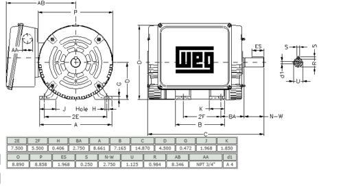 Weg Phase Wiring Diagram on