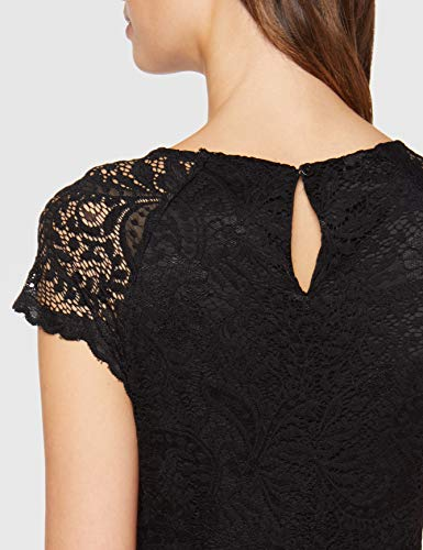 Only Onlshira Lace Dress Noos Wvn Vestito Donna