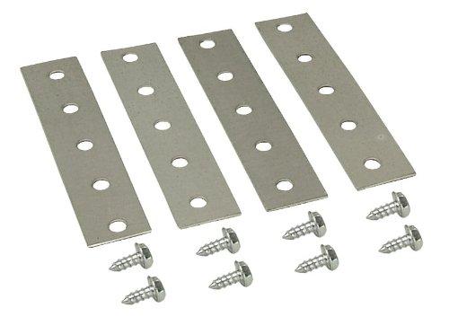 Derale 13002 Metal Strap Mounting Kit (Mounting Strap Kit)