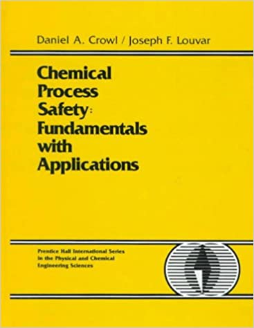 Chemical Process Safety Pdf