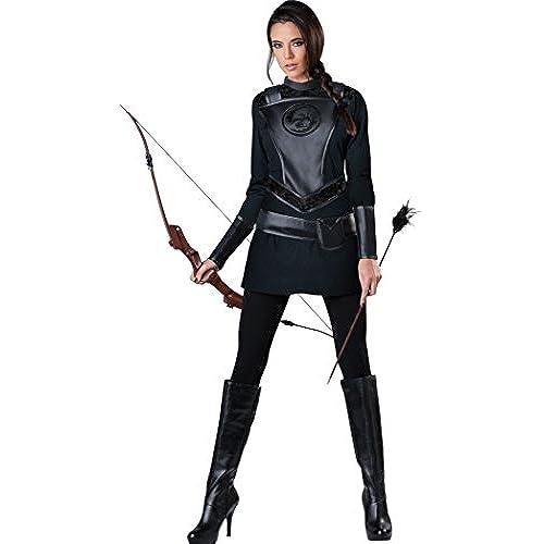 Sexy katniss everdeen costume