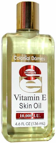 Vitamin E Skin Oil 10000 IU. 4.6 Oz