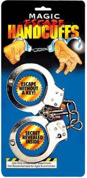 Magic Handcuffs (Harry Houdini Costume)