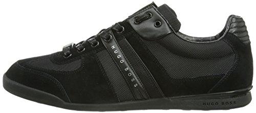 Boss Green Akeen Heren Sneakers Zwart