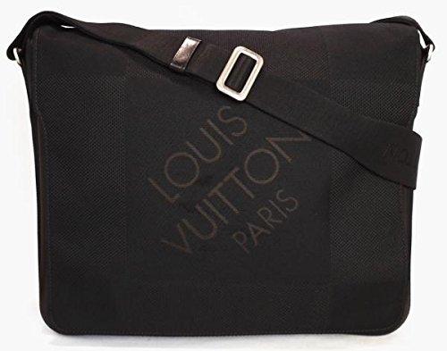(ルイヴィトン)LOUIS VUITTON メサジェ ダミエジェアン ショルダーバッグ M93032 [中古] B01N24QPU7