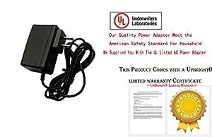 UpBright [UL Listed] New Global AC / DC Power Adapter 12V for Motorola cable modem SB5100, SB5120, SB5101, SB5101U 12.0V Power Supply Cord Charger