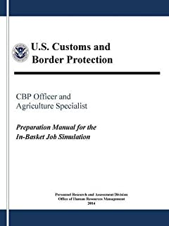 Customs border protection officerpassbooks career examination cbp officer and agriculture specialist preparation manual for the in basket job simulation fandeluxe Images