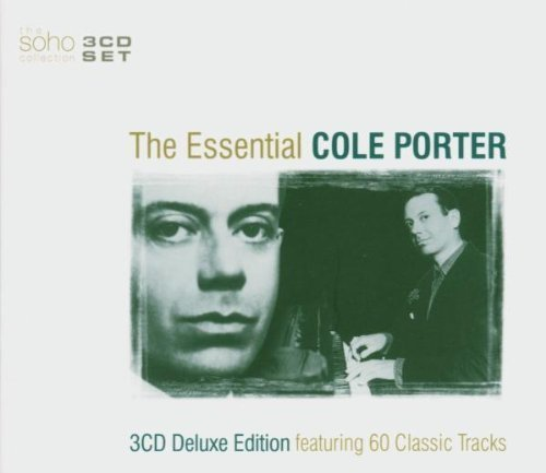 Essential Cole Porter by Porter, Cole Box set, Import edition (2005) Audio CD