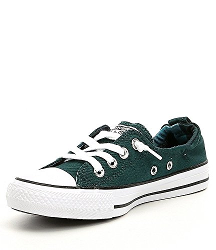 Womens Converse Sneaker Shoreline White Teal Black Chuck Taylor RwwdqBz