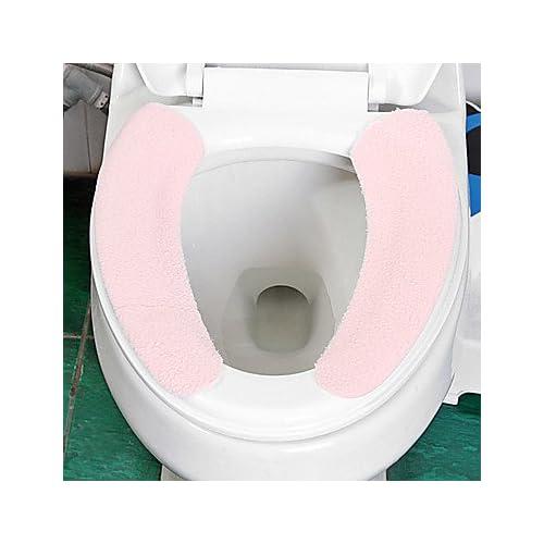 50%OFF Kaifina Thickened CamoFleece Reusable Toilet Seat Cushion K2338
