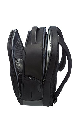 Amazon.com: Samsonite Backpack 39V09008 15-16 VECTURA comp, doc, Tablet, 2pockets, Black: Shipping from EU