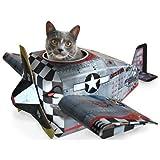 Cat Playhouse - Airplane by Suck UK