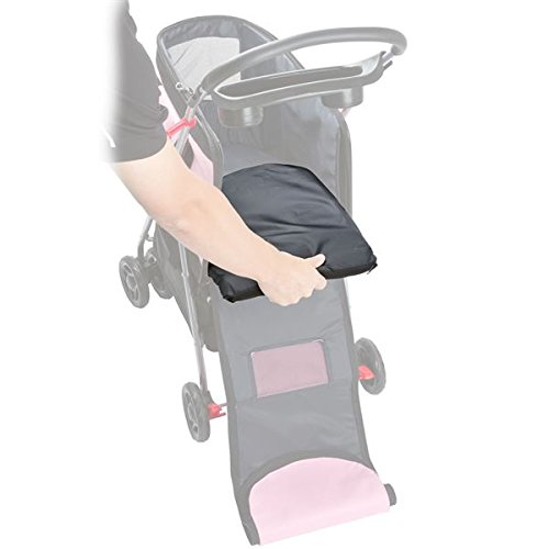 Pink Pet Stroller, Carrier and Car Seat All-in-One by Discount Ramps (Image #7)