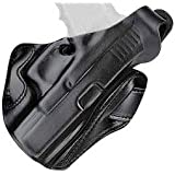Desantis F.A.M.S Holster with Lock Hole for SIG P229R Gun, Right Hand, Black