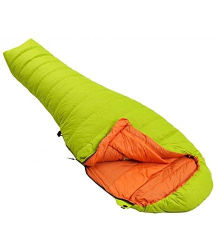 Force Ten Catalyst - Saco de Dormir para bebé (250 Plumas), Color citronela: Amazon.es: Deportes y aire libre
