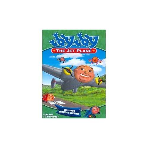 Jay Jay the Jet Plane: Big Jake's Birthday [DVD] [Import] B0030GBT3I