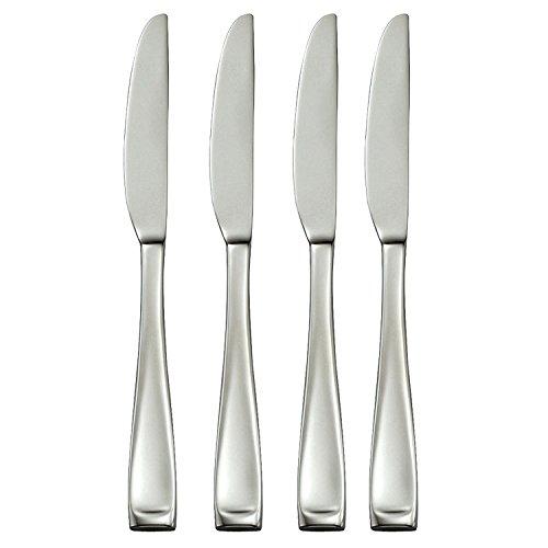 Oneida Moda Dinner Knives, Set of 4 ()
