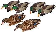 Avian X Top Flight Duck Back Water Mallard Decoy, Multi, One Size (8070)