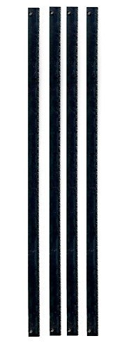 Pin Blackstone - Zona 36-679 Coping Saw Blades, 6-1/2-Inch Long Between Pins, 250-Inch x 014-Inch x 32 TPI, by Zona