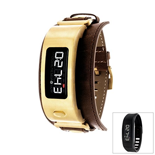 Garmin GA004G BR Vivofit Bundle Brown