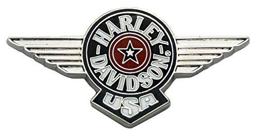 Harley Davidson Pin Fat Boy Logo