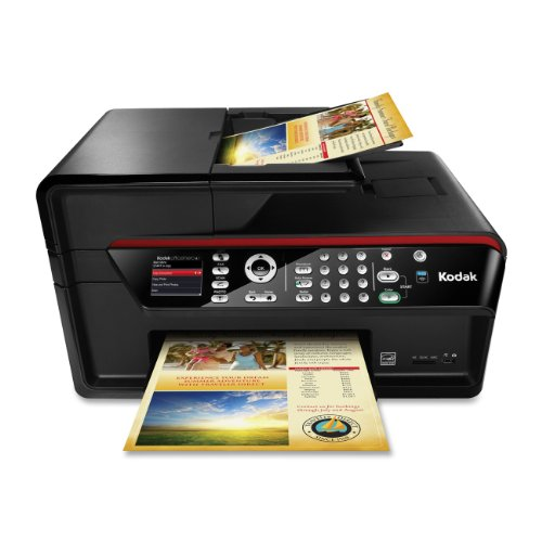 Kodak HERO 6.1 Wireless Color Printer with Scanner, Copier and Fax, Office Central