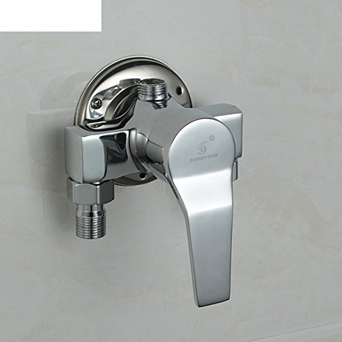 - Mixing valve copper shower faucet hot and cold/ exposed shower set-A