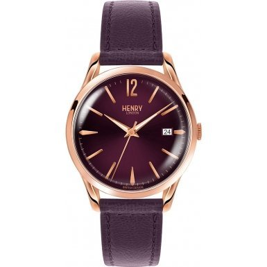 Unisex Henry London Hampstead Watch HL39-S-0080 (Certified Refurbished)