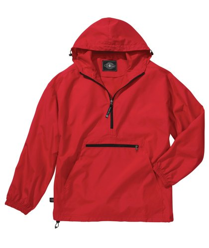 Charles River Apparel Unisex Adult Pack-N-Go Pullover