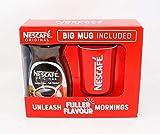 Nescafe Original Red Square Coffee Big Mug Cup New Design Perfect Gift
