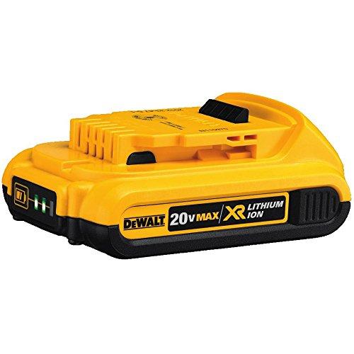 DEWALT DCK283D2 20V MAX XR Compact Cordless Drill/Driver & Impact Driver Combo Kit