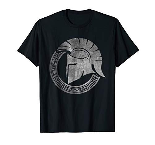 Spartan Warrior Helmet Ancient Greek Vintage -