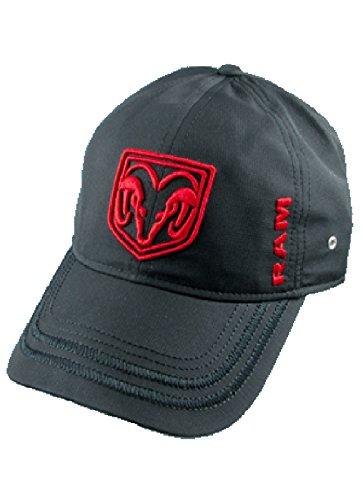 - RAM Shield Cap (Black)