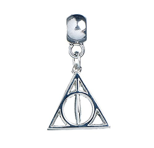 Official Harry Potter Jewellery Deathly Hallows Charm Bead (Harry Potter Shop)