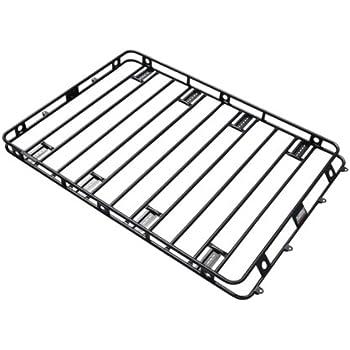Amazon Com Smittybilt 50125am Defender Roof Rack 5 Ft X 12 Ft X 4
