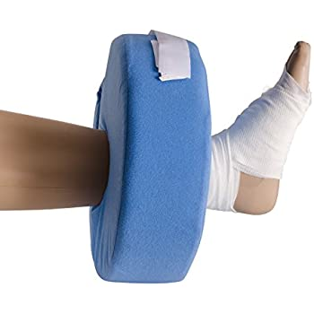 Amazon Com Leg And Foot Elevation Pillow With Adjustable