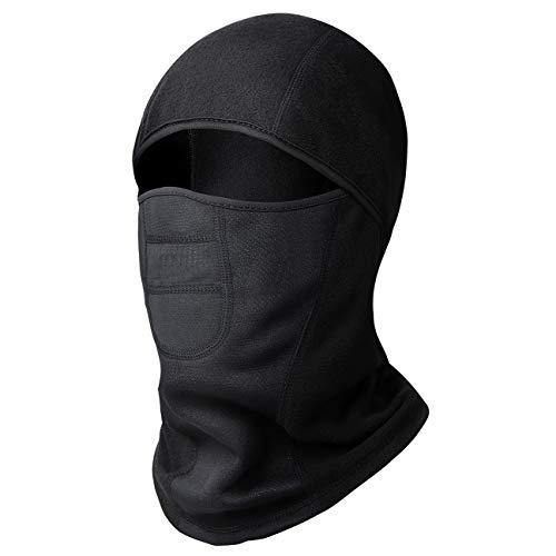 Your Choice Fleece Balaclava Ski Face Mask for Cold Weather for Men Women (Hicks Outdoor)