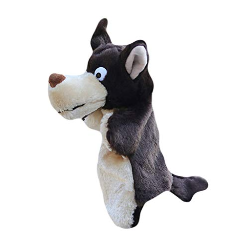 (AZRtoys Hand Puppets - Cute Cartoon Animal Friends Imaginative Play Toys for Toddlers Kids Babies - Perfect for Storytelling, Teaching, Preschool)